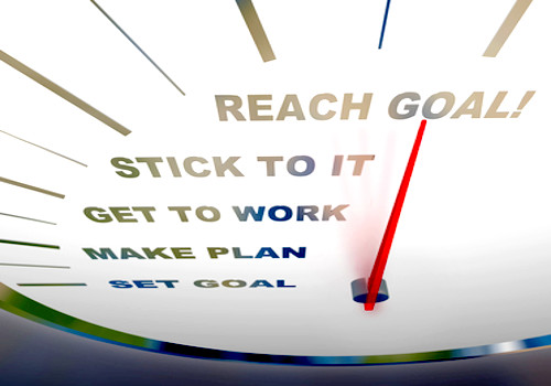 Top 10 Tips on Setting Goals