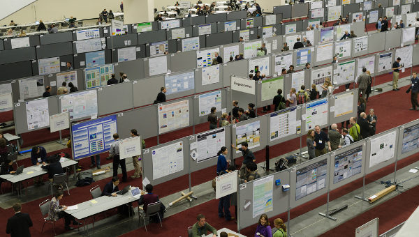 Ten Great Tips for Putting Together a Poster for a Conference