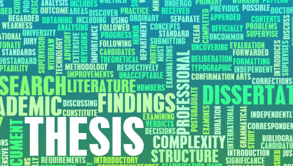 Differences Between a Thesis and a Dissertation